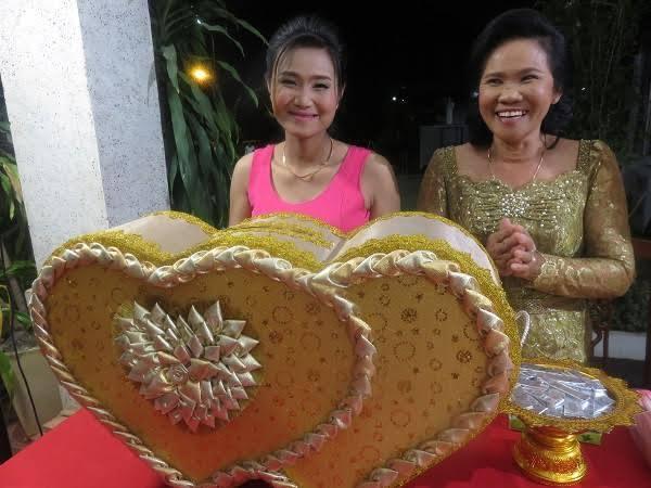 カンボジアの結婚式☆ニャムカーとは??