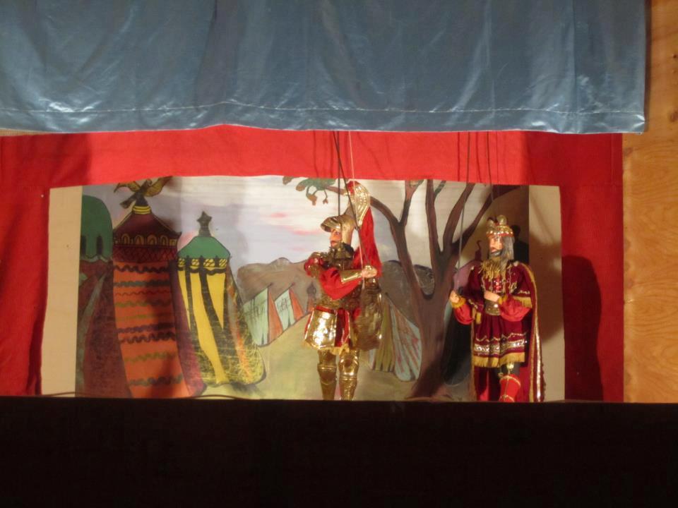 シチリア島第2の都市、カターニアの伝統芸能について