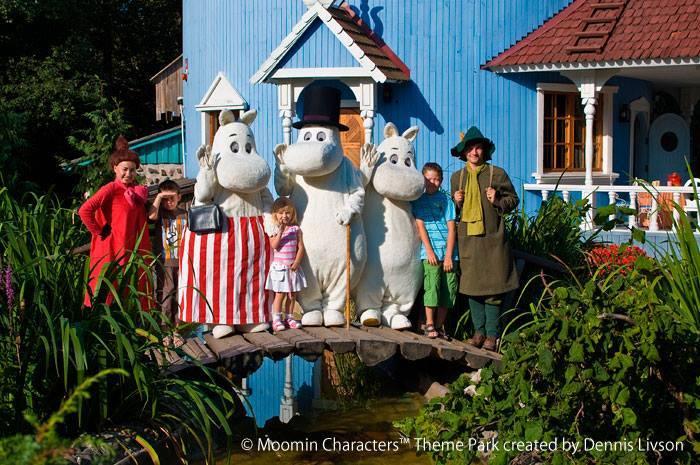 2014年はムーミン童話の原作者トーベ・ヤンソン生誕100年!