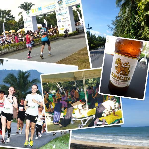 タイで気持ちよく走ろう!プーケット国際マラソン