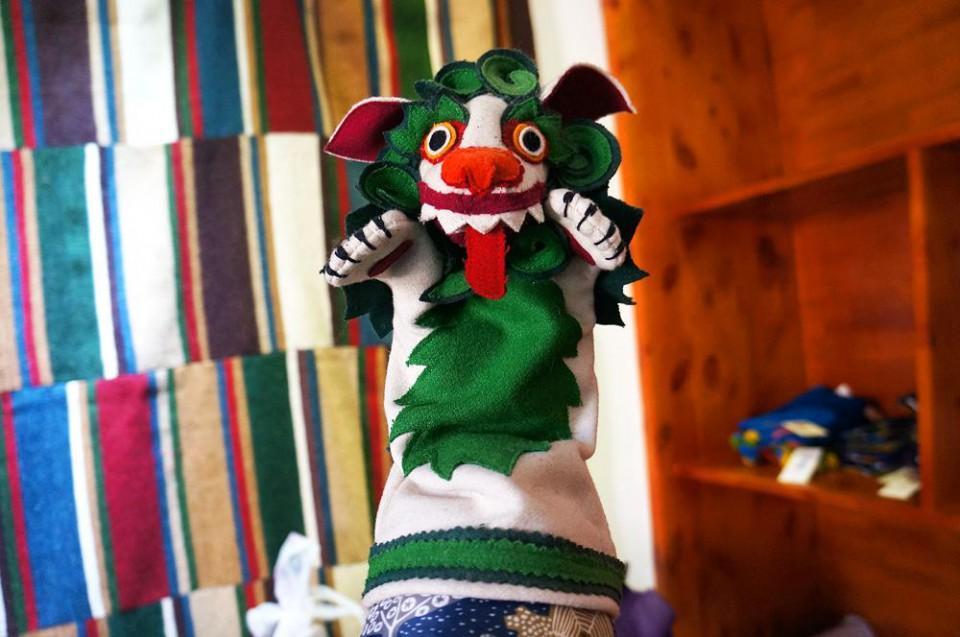 チベットで発見!可愛い小物