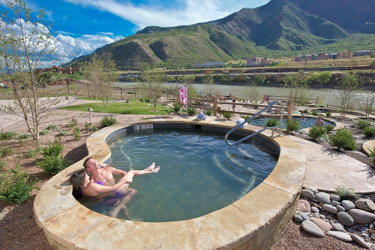 コロラド州の温泉