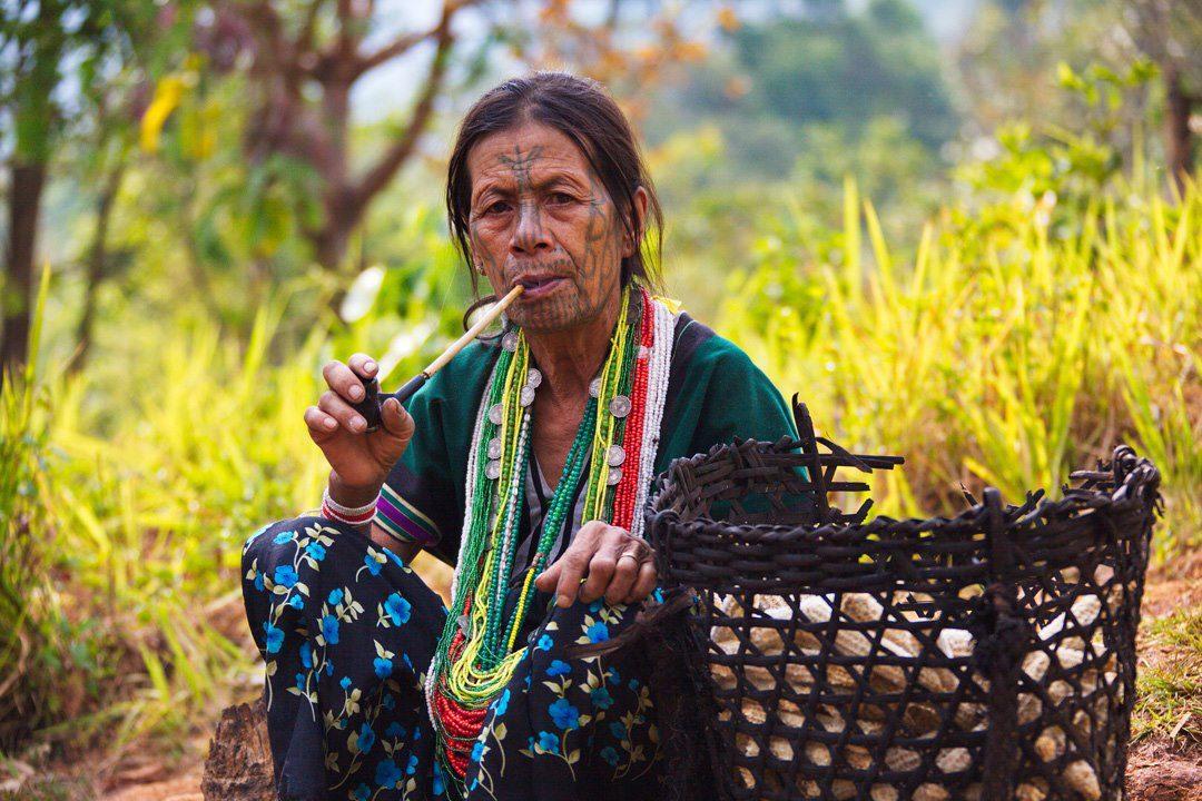 ミャンマーの刺青にまつわる悲哀