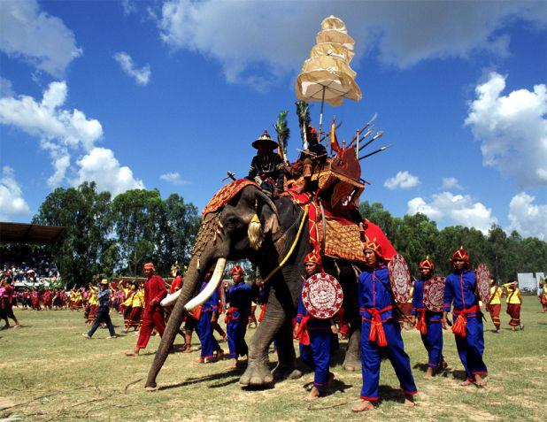タイ王国と象の深い関わり