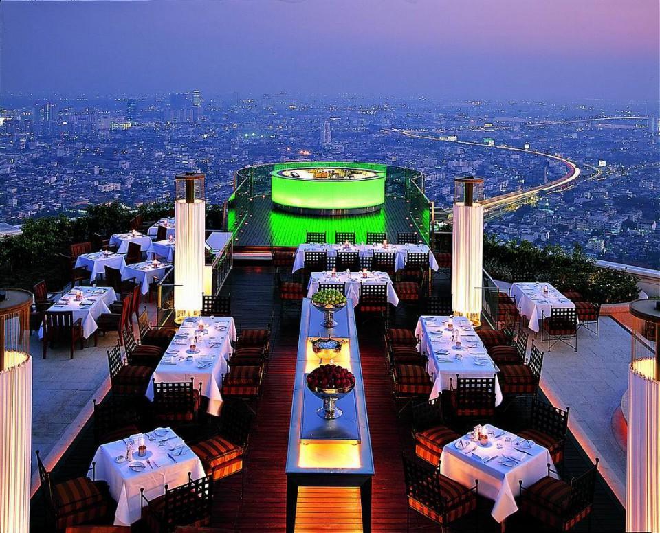 タイバンコクの「のっぽビル」