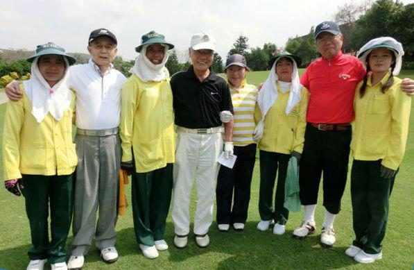 タイの「ゴルフ」
