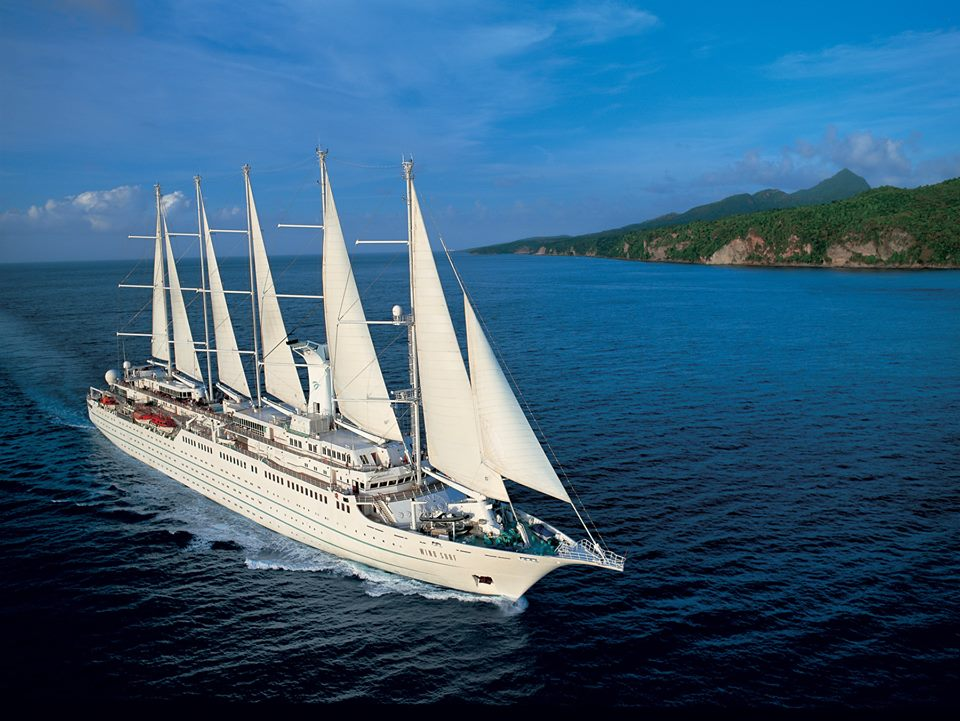 帆船の魅力