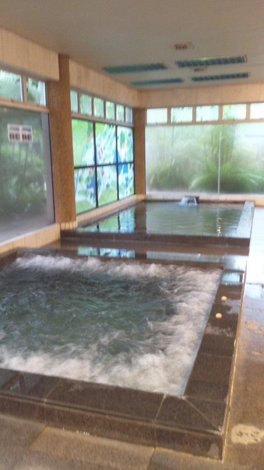 マレーシアの大浴場