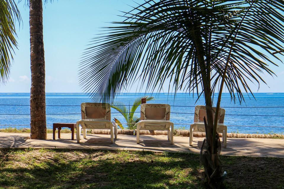 ケニア・モンバサのビーチリゾート