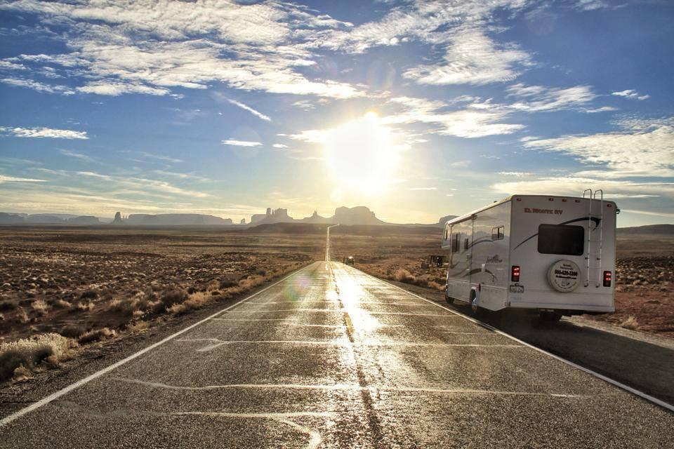 冬の『グランドサークル モーターホームの旅』について