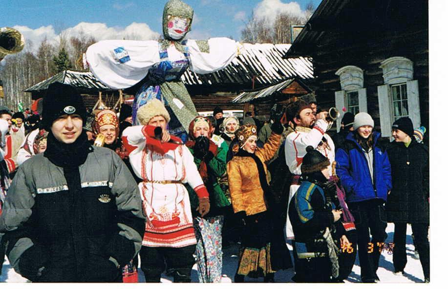 ロシアのお祭り・マースレニッツアについて