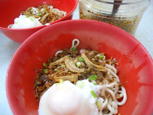マレーシアのB級グルメシリーズ(1) バンミー(板麺)