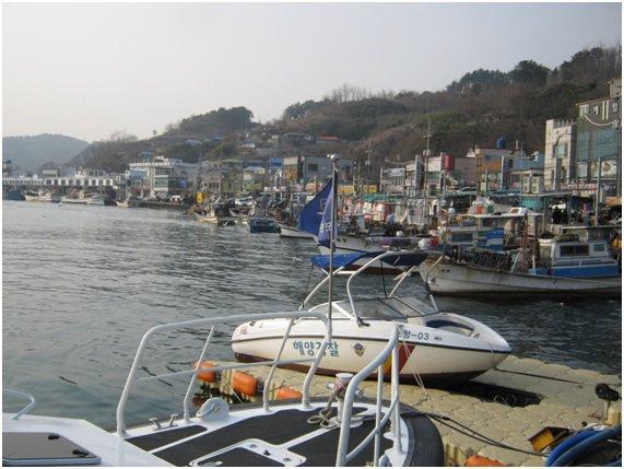 韓国東海岸の小さな街・盈徳(ヨンドク)