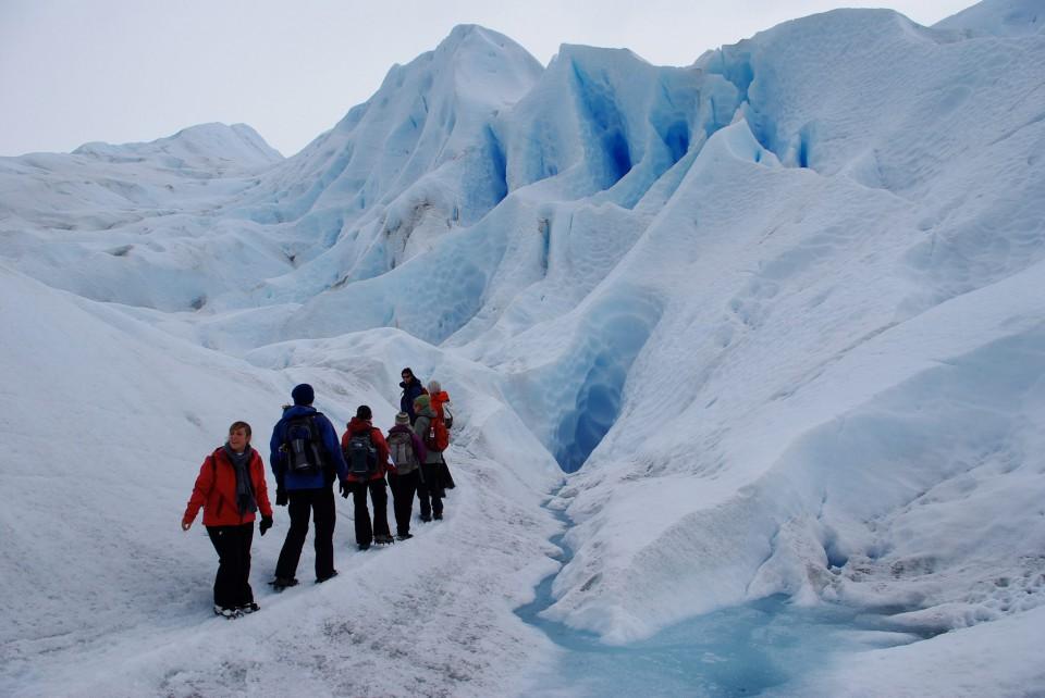 絶景!アルゼンチン・南部パタゴニア地方のペリトモレノ氷河