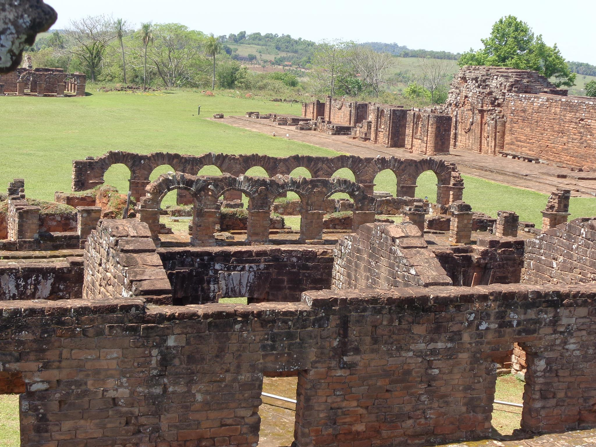 パラグアイで唯一の世界遺産『トリニダー遺跡』
