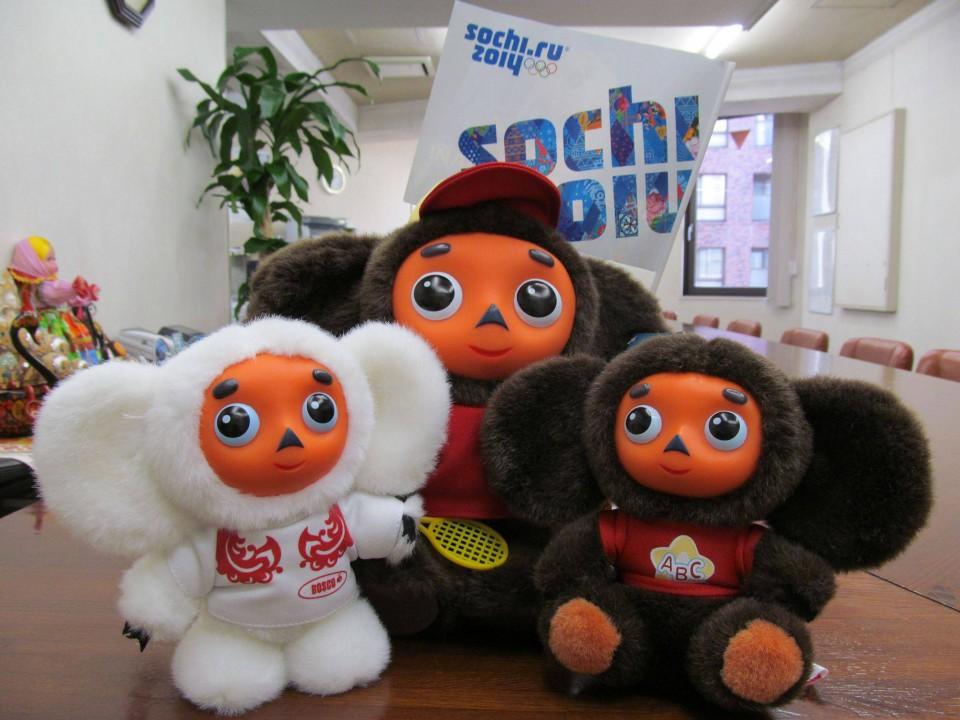 ソチオリンピック開幕!!