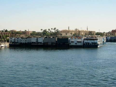 エジプト中部観光におすすめ『ナイル川クルーズ』