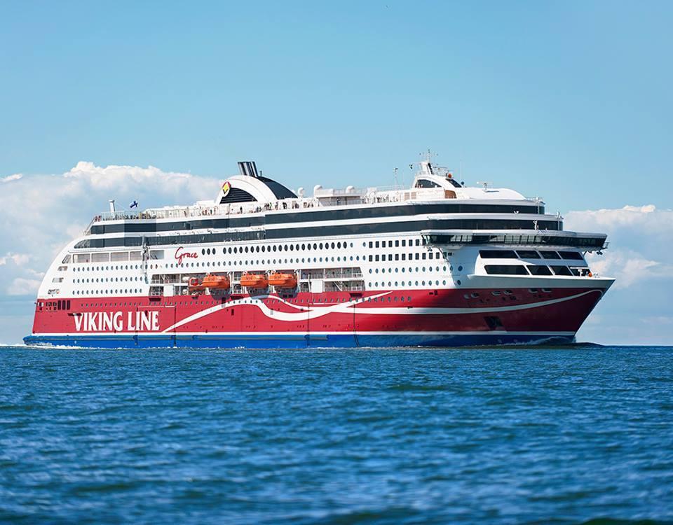 バルト海横断クルージング~フィンランド↔スウェーデン線~