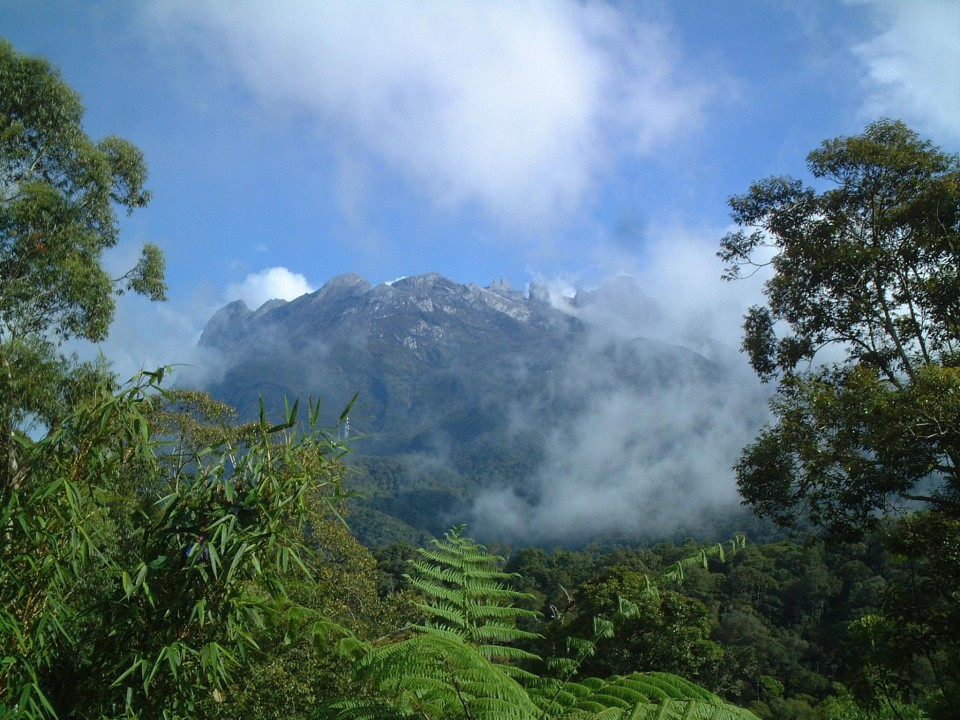 初めての海外登山 東南アジア最高峰のキナバル山