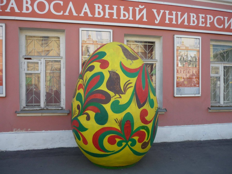 ロシアのイースター 「パスハ」