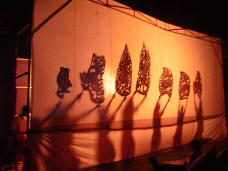 受け継がれるカンボジアの伝統芸能スバエク・トム