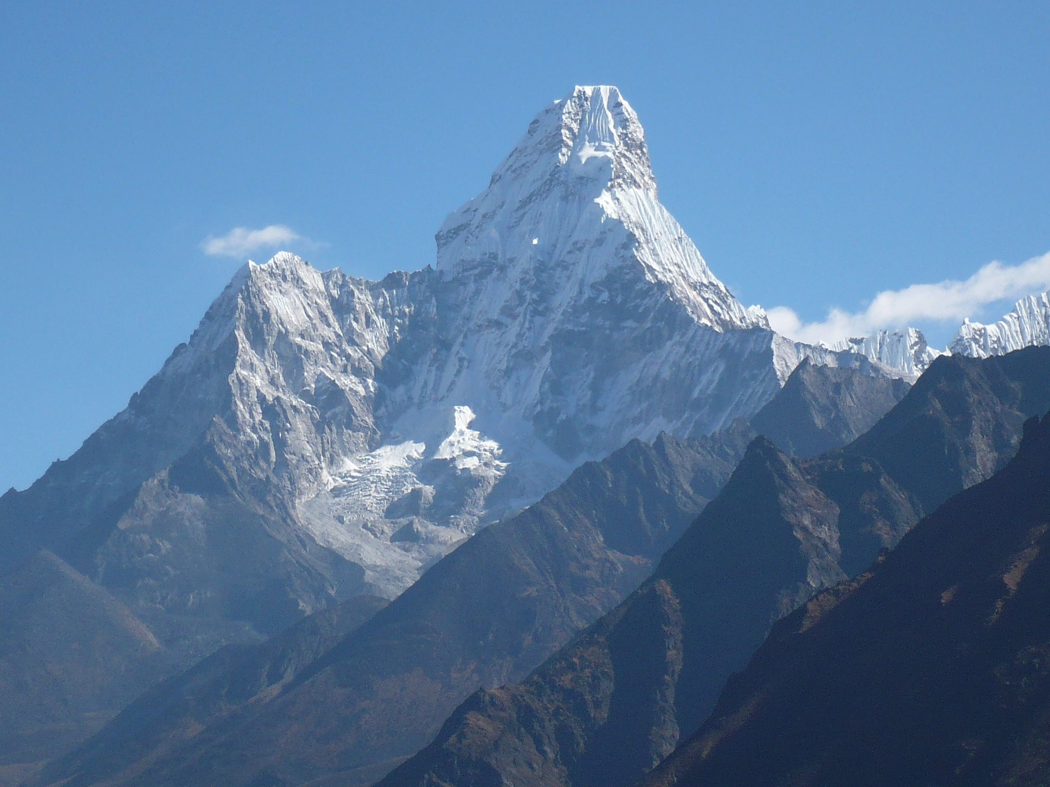 ネパール復興支援登山隊&トレッキングツアー