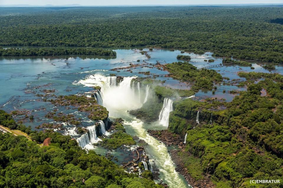 イグアスの滝の楽しみ方