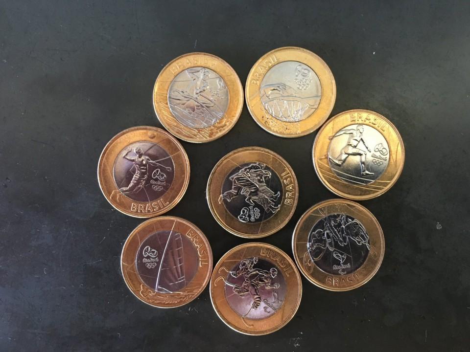 2016リオオリンピック・パラリンピック 記念コイン