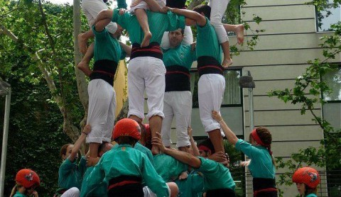 メルセ祭り(バルセロナ)