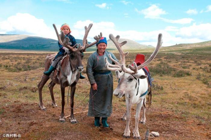 モンゴル辺境部への旅 その2