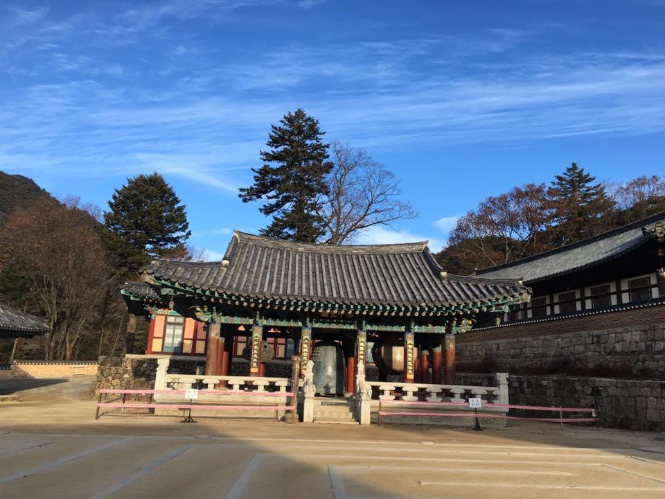 韓国のお寺に泊まる!海印寺(ヘインサ)の体験型テンプルステイ