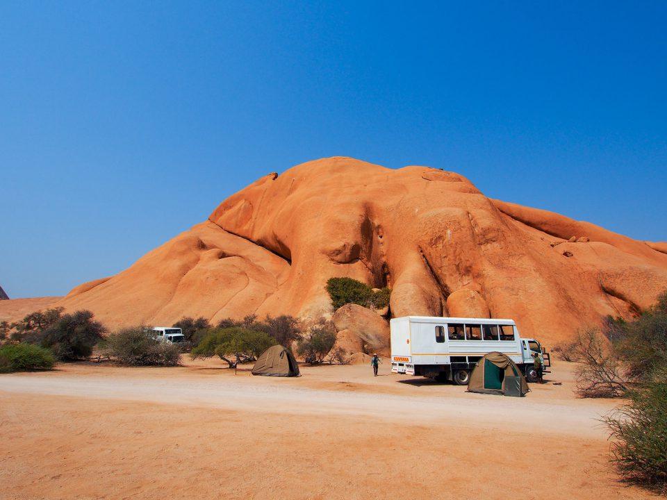 南部アフリカ5,000kmを改造トラックで旅する26日間の冒険