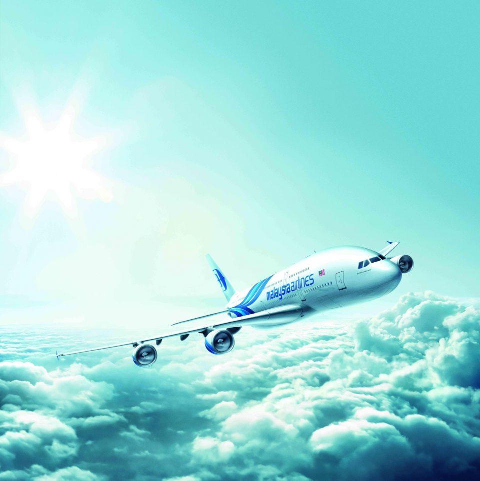 マレーシア航空(MH)が夏の繁忙期限定で総2階建て旅客機A380を運行