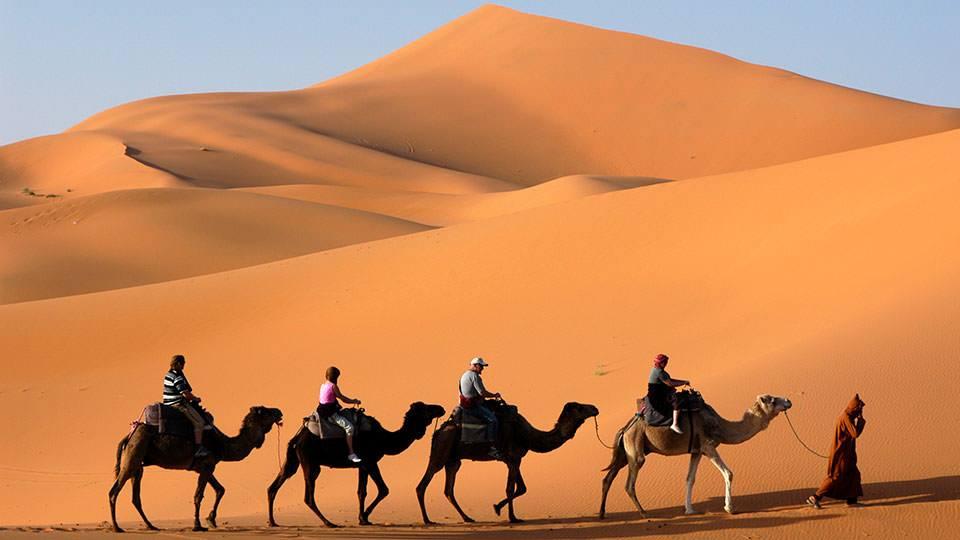 今年の冬はサハラ砂漠の旅へ!