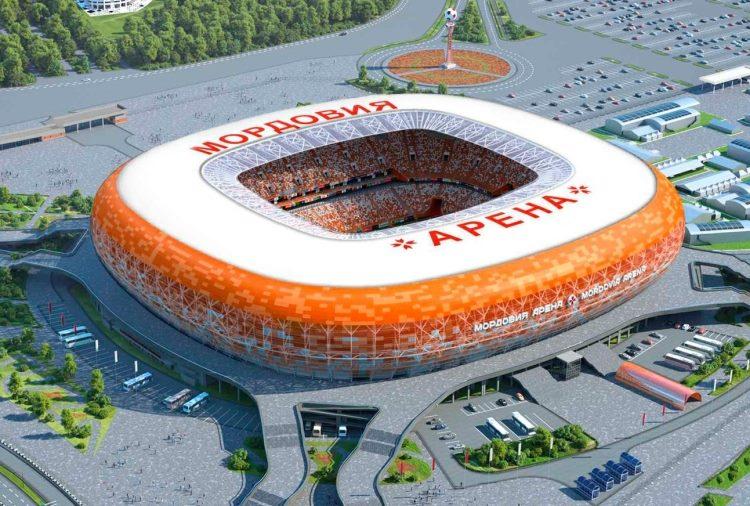 2018年FIFAワールドカップ、日本代表の試合が行われるロシアの都市