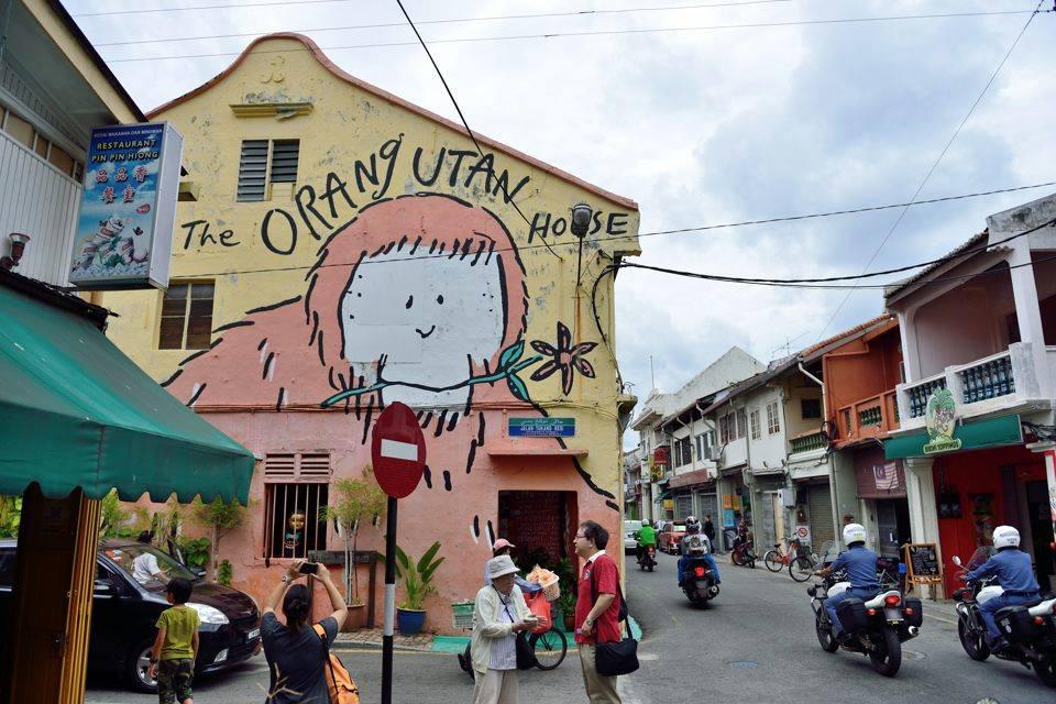 マレーシアにある世界文化遺産の古都マラッカ