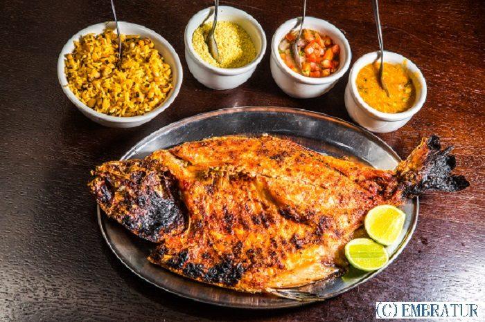魚料理が中心。ブラジル・アマゾン料理