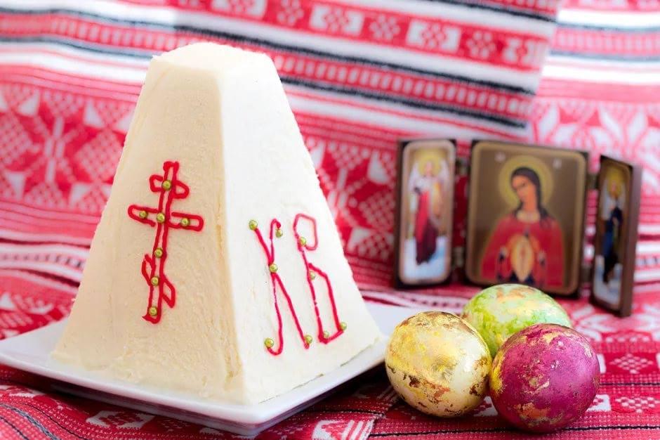 ロシアのイースター「パスハ」