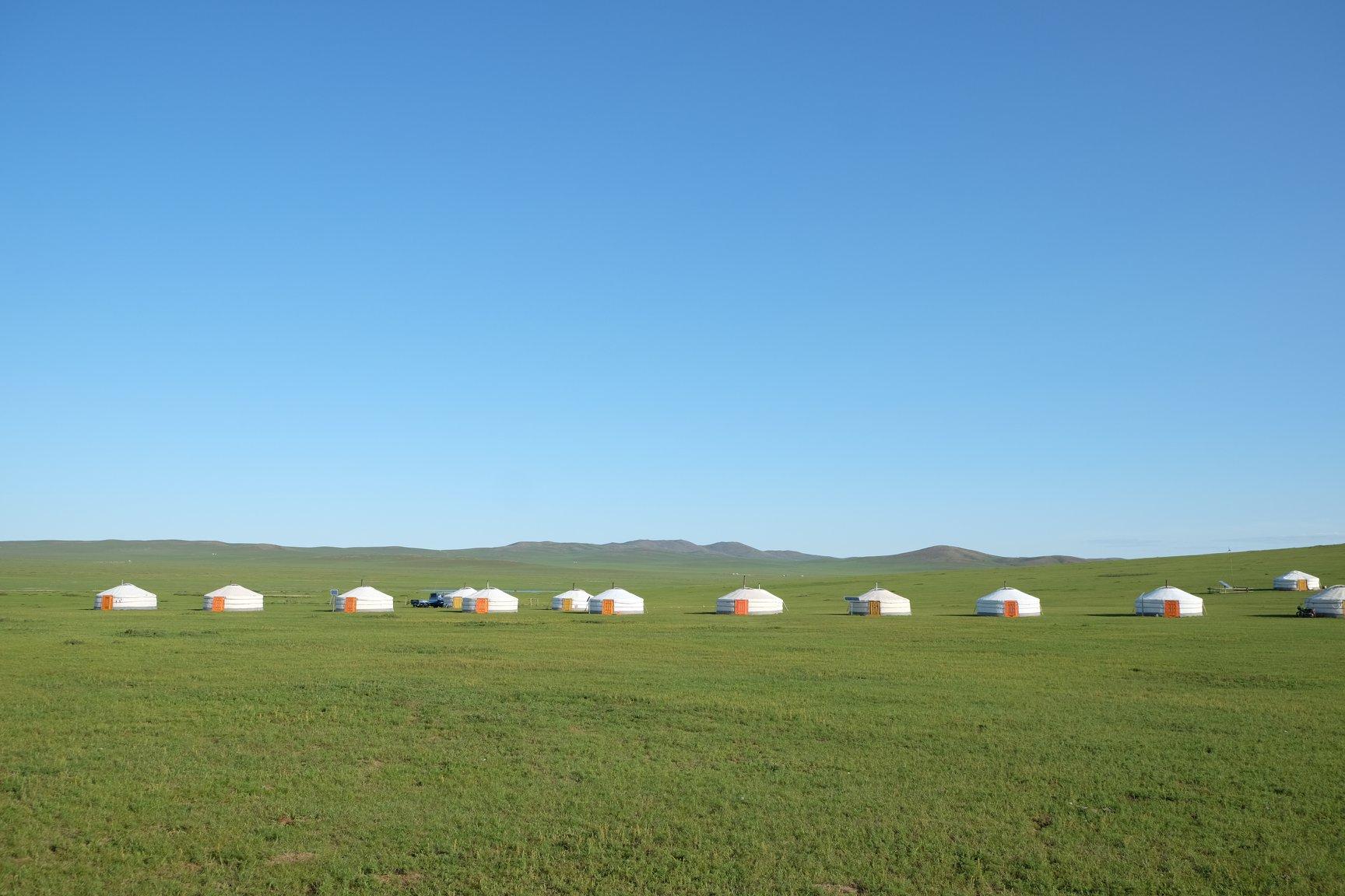 家族で行くモンゴルの魅力