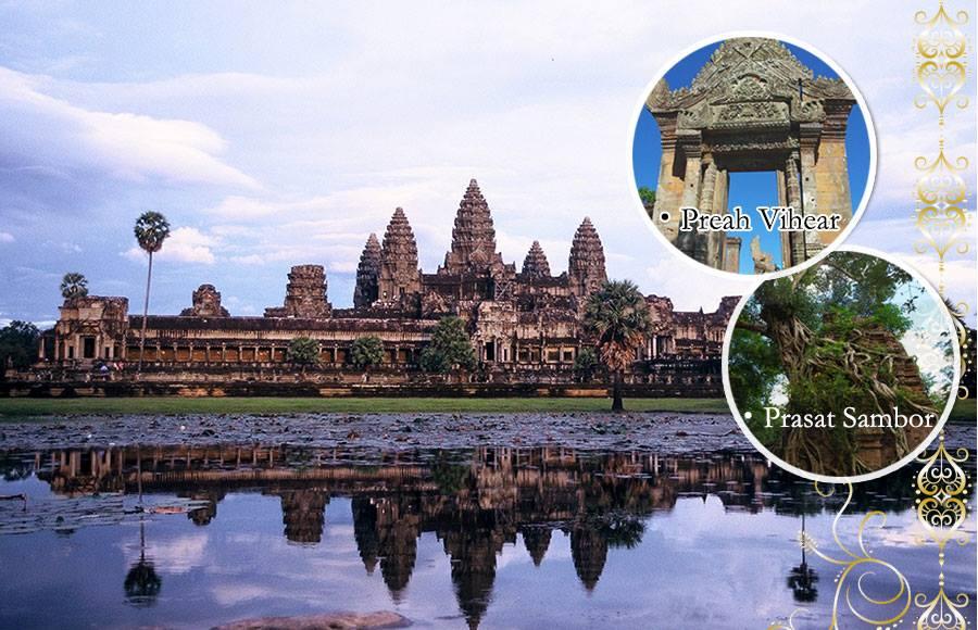 カンボジアの遺跡マニアが語る、知られざるカンボジア