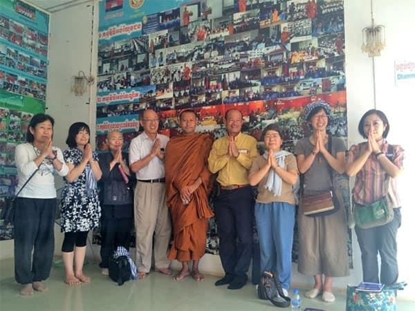 社会人限定 仏教国カンボジア 教育の未来を考える6日間