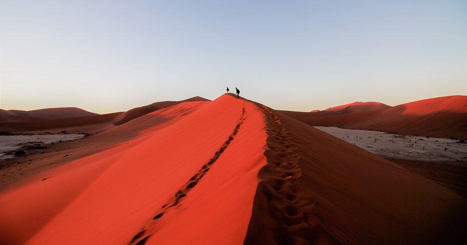 年末スペシャル ナミブ砂漠訪問 ナミビア・キャンプ9日間