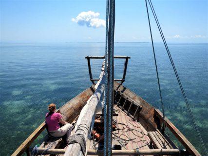 『ダウ船』~海のラクダ
