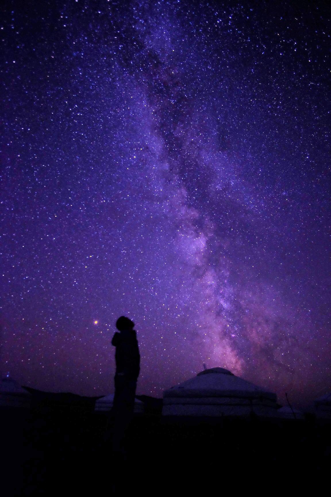 モンゴル星空観察ツアー