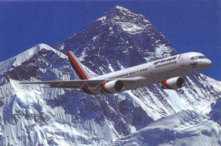 あれから12年!  ネパール航空・関空-カトマンズ直行便がいよいよ再開!