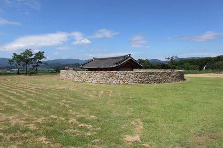 慶尚北道の清道! 清道邑城と清道石氷庫