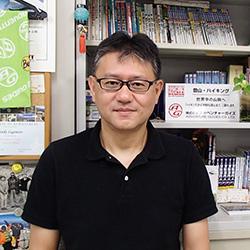 旅専会長 古谷聡紀(株式会社アドベンチャーガイズ 代表取締役)
